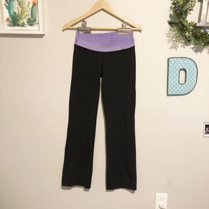 Lululemon Astro Legging Crossover Band Yoga Pant